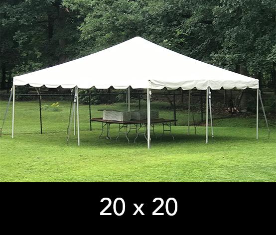 Event Tent - Tent Rental